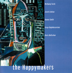 Fuchs / Lindsay / Smith / Baghdassarians / Baltschun: The Happymakers (Balance Point Acoustics)