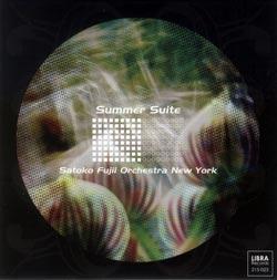 Fujii, Satoko Orchestra New York: Summer Suite (Libra)