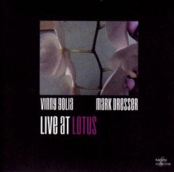 Golia / Dresser: Live at Lotus