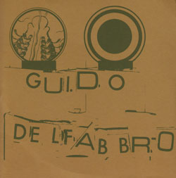 Fabbro, Guido Del : Ctenophora (&Records)
