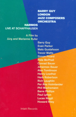 Guy, Barry & The London Jazz Composers Orchestra: Harmos: Schaffhausen Concert [PAL DVD]