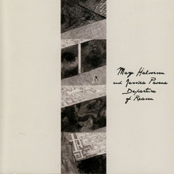 Halvorson, Mary and Jessica Pavone: Departure of Reason (Thirsty Ear)