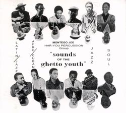 Har-You Percussion Group: Songs From The Ghetto Youth (ESP)