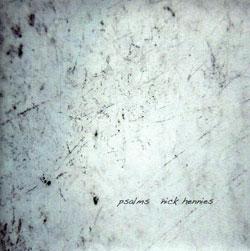 Nick Hennies: Psalms (Roeba Records)
