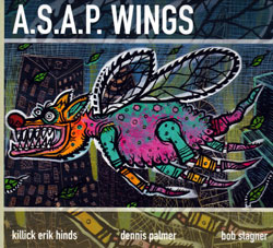 Hinds, Killick Erik / Stagner, Bob / Palmer, Dennis: A.S.A.P. Wings