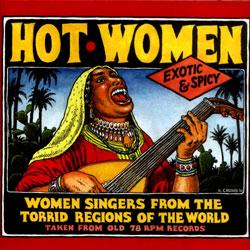 Crumb, Robert: Hot Women