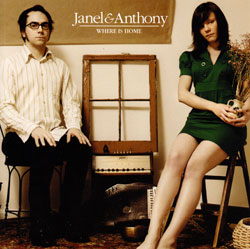 Janel & Anthony: Where Is Home [VINYL] (Cuneiform)