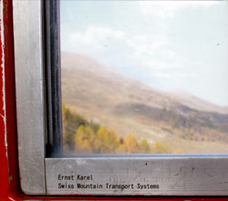 Ernst Karel: Swiss Mountain Transport Systems (Gruenrekorder)