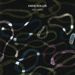 Koller, Hans with Bill Frisell: Cry, Want (psi)