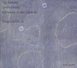 Konitz / Cheek / Furic Leibovici: Jugendstil II