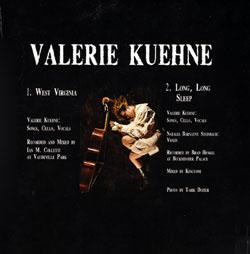 Kuehne, Valerie / Joey Molinaro: Split [7-inch vinyl] (Inverted Music Company)