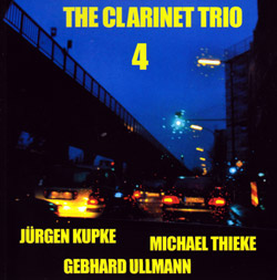 Clarinet Trio, The: 4 (Leo)