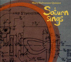 Halvorson, Mary Quintet: Saturn Sings