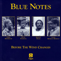 Blue Notes: Before The Wind Changes (Ogun)