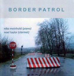 Meinhold, Niko / Noel Taylor: Border Patrol (Citystream)