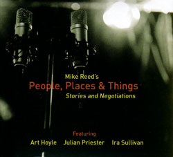 Reed, Mike People, Places & Things: Stories And Negotiations: People (482 Music)