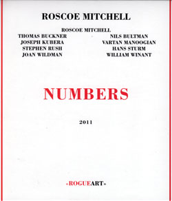 Mitchell, Roscoe: Numbers (RogueArt)