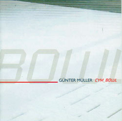 Muller, Gunter: Cym_Bowl (Mikroton Recordings)