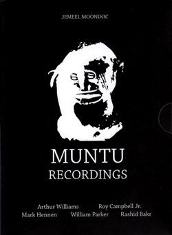 Moondoc, Jemeel: Muntu Recordings [3CD Box + a Book] (NoBusiness)