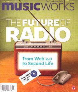 MusicWorks: #106 Spring 2010 [MAGAZINE + CD]