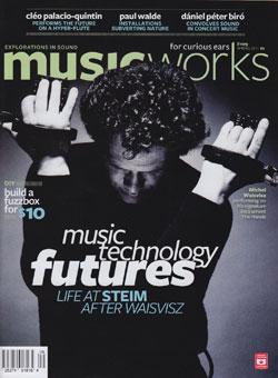 MusicWorks: #109 Spring 2011 [MAGAZINE + CD]