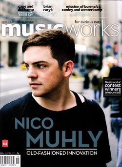 MusicWorks: #111 Winter 2011 [MAGAZINE + CD] (Musicworks)
