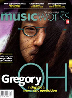MusicWorks: #110 Summer 2011 [MAGAZINE + CD]