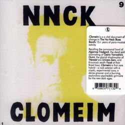 No-Neck Blues Band: Clomeim (Locust)