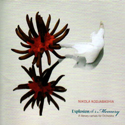 Kodjabashia, Nikola: Explosion of a Memory <i>[Used Item]</i>