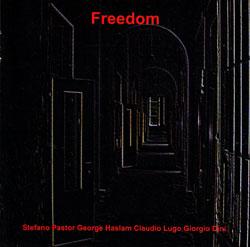 Pastor, Stefano: Freedom