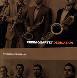 Prism Quartet: Dedication with guest artist Greg Osby