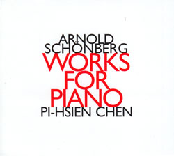 Schonberg, Arnold: Works For Piano <i>[Used Item]</i>