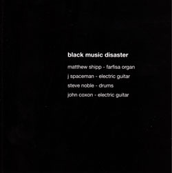 Black Music Disaster (Thirsty Ear)