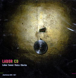 Various Artists: Labor CD - Labor Sono / KuLe / Berlin [2 CDs] <i>[Used Item]</i> (Charhizma)