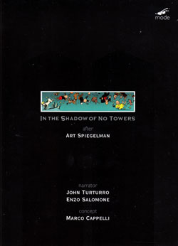 Cappelli, Marco & Art Spiegelman: In the Shadow of No Towers [DVD Video DTS] (Mode)