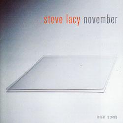 Lacy, Steve: November