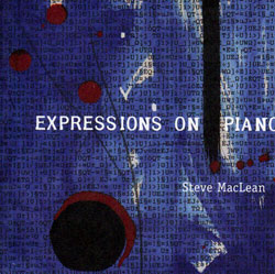 MacLean, Steve: Expressions on Piano <i>[Used Item]</i>