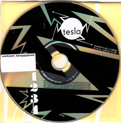 Various Artists: Tesla: Werkstatt_Klangapparate [DVD] (Edition Rz)