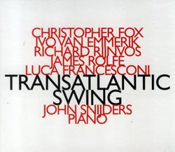 Transatlantic Swing: Works For Piano (Hat [now] ART)