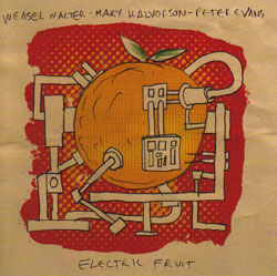 Walter / Halvorson / Evans: Electric Fruit (Thirsty Ear)