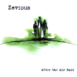 Zevious: After The Air Raid