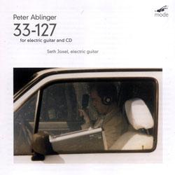 Ablinger, Peter: 33-127