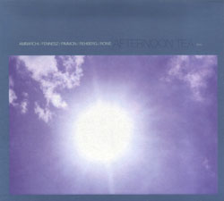 Ambarchi / Fennesz / Pimmon / Rehberg / Rowe: Afternoon Tea