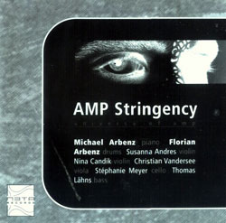 AMP Stringency: Universe of Amp (Meta Records)