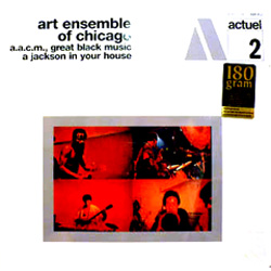 Art Ensemble Of Chicago: A.A.C.M.,  Great Black Music / A Jackson In Your House [VINYL]