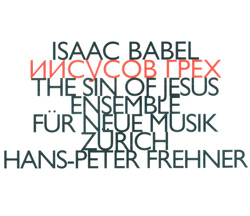 Babel, Isaac : The Sin Of Jesus