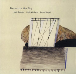 Bauder, Matt / Zach Wallace / Aaron Siegel: Memorize The Sky (482 Music)