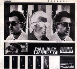 Bley, Paul: Barrage