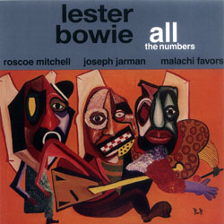 Bowie, Lester: All The Numbers (2 CDs) (NESSA)