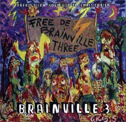 Brainville 3 (Allen / Hopper / Cutler): Trial By Headline (Recommended Records)